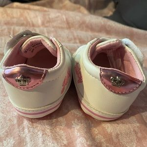 Brand new baby juicy couture sneakers